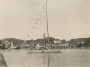 """""""MARS"""" 1918 Bruusgaard familie"""